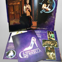Buy Cinderella on Broadway Souvenir Program | The Broadway Store