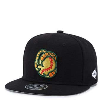 Trendy Winter Jacket Wuke Baseball Embroidery Sports Outdoors Hip Hop Cap Casquette Fashion Baseball Gorras for Men Women Fitted Snapback Hat 2018 AT_92_12