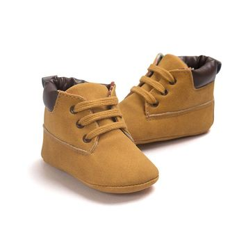 Construction Boot Soft Sole