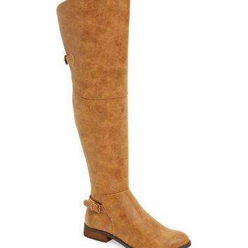 Very Volatile Otto Over the Knee Boot (Women) | Nordstrom