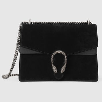 Gucci Dionysus suede shoulder bag