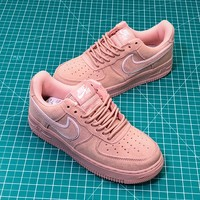 Nike Air Force 1 07 Lv8 Suede Pink | Aa1117-601 Sport Shoes - Best Online Sale