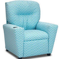 Fun Print Child Size Recliners