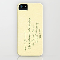 Mr. Harry James Potter iPhone Case by Ashleigh | Society6