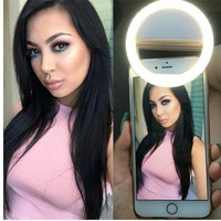 Selfie Ring Light For Perfect Phone Lighting 50% Off