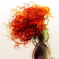 Merida Art Print by AndytheLemon