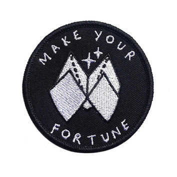 Make Your Fortune Patch