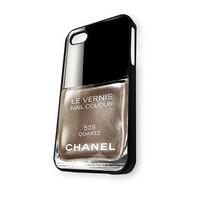 Chanel Quartz Nail Polish iPhone 4/4S Case