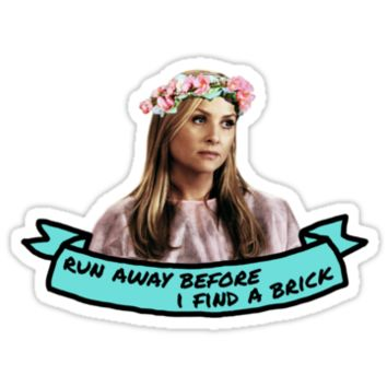 Greys Anatomy - Before I find a Brick ;) Sticker