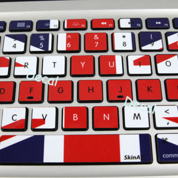 keyboard sticker - keyboard decal cover - macbook air keyboard decal sticker