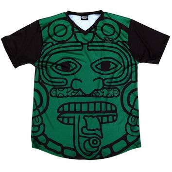 Mexico Mayan Soccer Jersey
