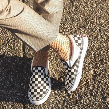 Hot Deal Comfort Casual On Sale Hot Sale Stylish Summer Vans Shoes Korean Loafer Shoes Sneakers [10918857607]