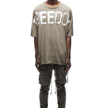 cc spbest Oversized Freedom T-Shirt