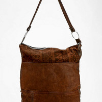 Urban Outfitters - Rag Union X Urban Renewal Leather Zip Hobo Bag