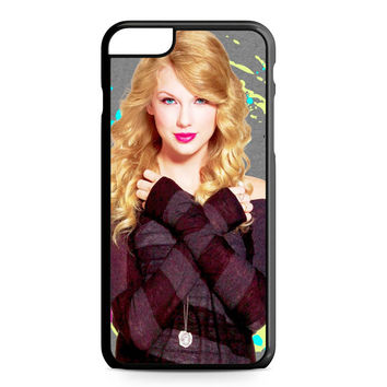 taylor swift style cute iPhone 6 Plus Case