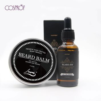 Men's Beard Car Product: Quality Beard Balm and/or Beard Oil and Brush Comb and/or Brush
