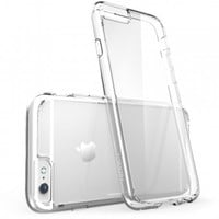 iPhone 6 Plus Halo Hybrid Clear Protective Case by i-Blason