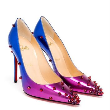 Degraspike Pumps - CHRISTIAN LOUBOUTIN