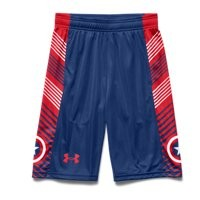 Under Armour Boys Under Armour Alter Ego Captain America Shorts