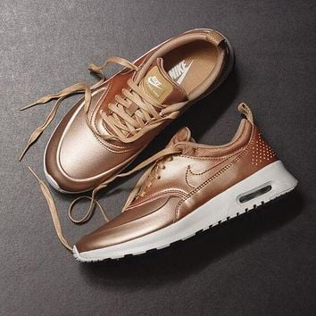 Nike Air Max Thea SE Casual Sports Shoes (Rose Gold)