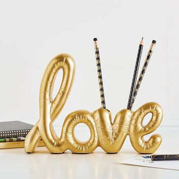The Emily & Meritt Love Pencil Holder