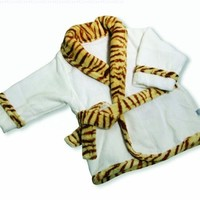 The Babymio Collection Robe, Jax the Tiger, 12 Months