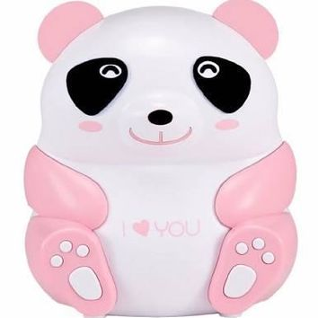 Complete Medical Panda Pediatric Pink Comp Neb W/Bag & Disposable Neb Kit  Ea