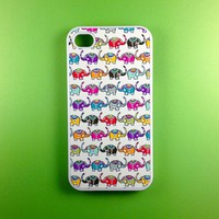 Iphone 4 Case - Elephants Iphone 4s.. on Luulla