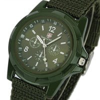★ Military ★ Style Watch