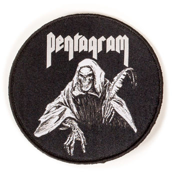 "Pentagram ""Reaper"" Patch"