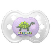 Turtle Baby Pacifier