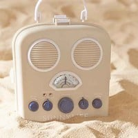 Sunnylife Beach Sounds Portable Radio + Speaker