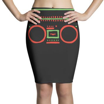 a tribe called quest   speaker hip hop the cutting edge Pencil Skirts