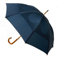 GustBuster Classic 48-Inch Automatic Golf Umbrella (Navy)