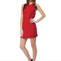 BB Dakota Women's The Richelle Dress 4 Orange