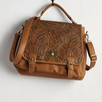 Be Your Own Emboss Bag | Mod Retro Vintage Bags | ModCloth.com