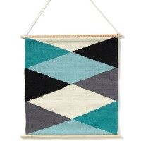 argyle wall hanging