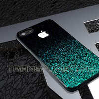 Apple on glitter Cover - iPhone 4 4S iPhone 5 5S 5C and Samsung S3 S4 Case