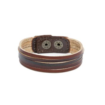 Bhumi Bands Bracelet - Browns - Matr Boomie (Jewelry)