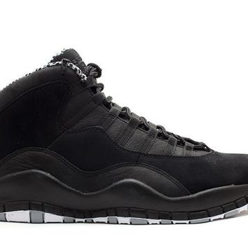 qiyif Air Jordan 10 Retro  Stealth