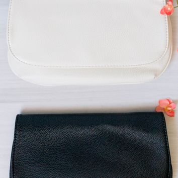 Vegan Clutch Crossbody