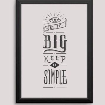 "inspirational quotes - Printable wall art - Instant digital download - ""kee"