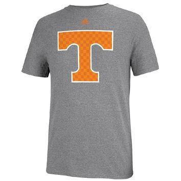adidas Tennessee Volunteers Wordmark Special Events T-Shirt - Ash