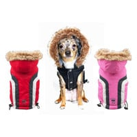 Hip Doggie Swiss Alpine Ski Vest | Sweaters & Coats | PetSmart