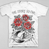 Rose White : TSSF : MerchNOW