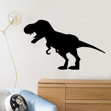 Wall Stickers Vinyl Decal Dinosaur Reptile Kids Room Decor Unique Gift (ig167)