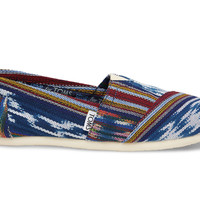 Piece and Co Blue Multi Women's Classics US