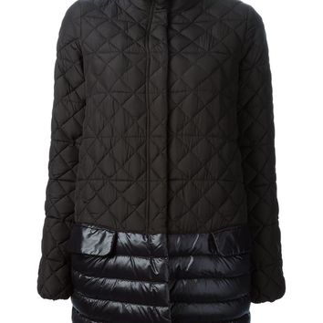 Duvetica 'Euippe' panelled padded coat