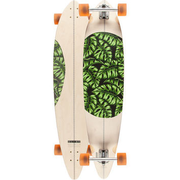 Globe Monstera Pintail Skateboard Natural One Size For Men 24579642301