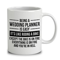 Being A Wedding Planner